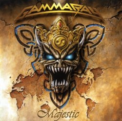 Gamma Ray - Majestic [Japanese Edition] (2005)