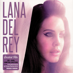 Lana Del Rey - Greatest Hits [CD] (2013)