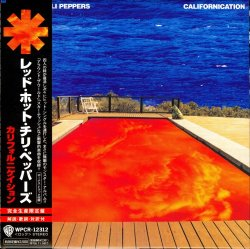 Red Hot Chili Peppers - Californication (1999) [Japan]