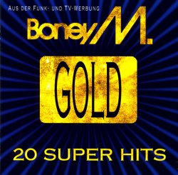 Boney M - Gold 20 Super Hits (1992)