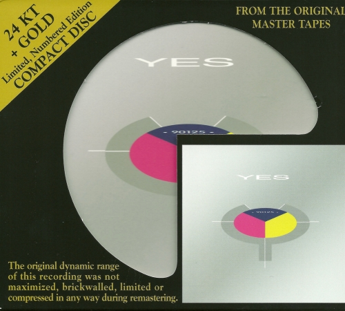 Yes - 90125 (1983) Audio Fidelity Gold 2009 » Music lossless