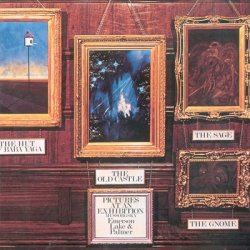Emerson, Lake & Palmer - Pictures At An Exhibition (1972) [Edition 1993]
