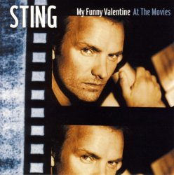 Sting - My Funny Valentine At The Movies (2005) [Japan]