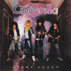 Cinderella - Night Songs (1990) [Japan]