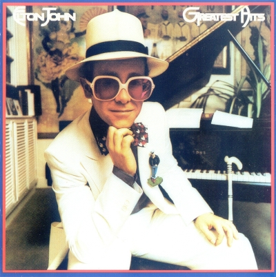 Elton John - Greatest Hits (1974) Reissue 1990 » Music