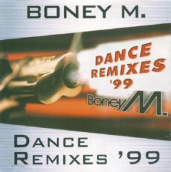 Boney M - Dance Remixes '99 (1999)