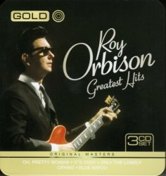 Roy Orbison - GOLD: Greatest Hits [3CD] (2008)