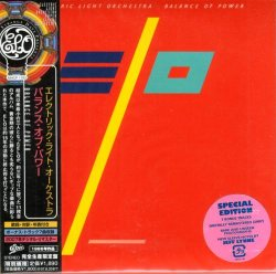 Electric Light Orchestra - Balance Of Power (1986) [Japan]
