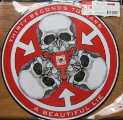 30 Seconds To Mars - A Beautiful Lie (2005) [Vinyl Rip 24bit/96kHz]