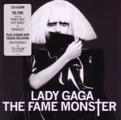 Lady Gaga - The Fame Monster [UK Deluxe Edition] (2009)