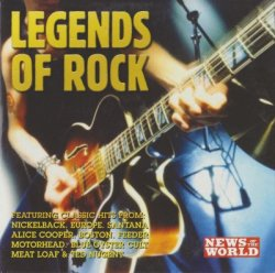 VA - Legends Of Rock - The Mail (2005)