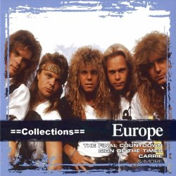 Europe - Collections (1998) [Edition 2005]