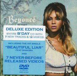 Beyonce - B`Day [Deluxe Edition] (2007)
