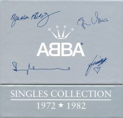 ABBA - Singles Collection: 1972-1982 [27CD] (1999)