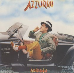 Adriano Celentano - Azzurro (1969) [Released 1991]
