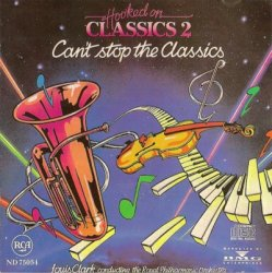 The Royal Philharmonic Orchestra - Hooked On Classics Vol.2 (1982)