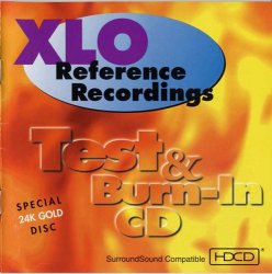 VA - XLO-RR Test & Burn-In CD (1999)
