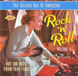 VA - The Golden Age Of American Rock 'n' Roll Vol. 04 (1994)