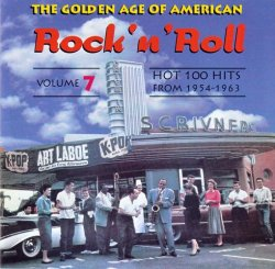 VA - The Golden Age Of American Rock 'n' Roll Vol. 07 (1998)