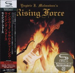 Yngwie J. Malmsteen's Rising Force - Rising Force [SHM-CD] (2007) [Japan]