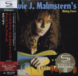 Yngwie J. Malmsteen's Rising Force - Odyssey [SHM-CD] (2007) [Japan]
