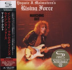 Yngwie J. Malmsteen's Rising Force - Marching Out [SHM-CD] (2007) [Japan]