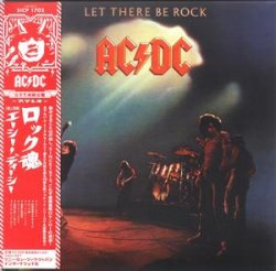 AC/DC - Let There Be Rock - Limited Release (2007) [Japan]