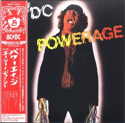 AC/DC - Powerage - Limited Release (2007) [Japan]
