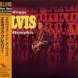 Elvis Presley - From Elvis In Memphis (1969) [Japan]
