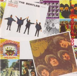 The Beatles - Collection Vol.3 - Help! / Rubber Soul (1994)