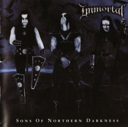 Immortal - Sons of Northern Darkness (2002)