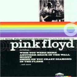 The Royal Philharmonic Orchestra - Plays The Music Of Pink Floyd (2001)