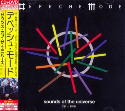 Depeche Mode - Sounds Of The Universe [Japan] (2009)