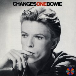 David Bowie - ChangesOneBowie (1976) [Edition 1984]