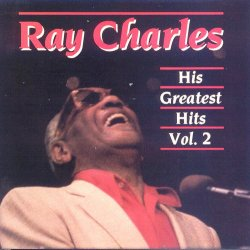Ray Charles - His Greatest Hits Vol.2 (1987)