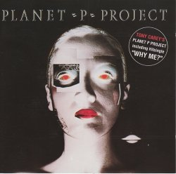 Planet P Project - Planet P Project (1983) [Edition 1996]