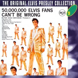 Elvis Presley - ..Elvis Fans Can't Be Wrong / Elvis' Gold Records Vol.2 (1959)