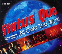 Status Quo - Rockin' All Over The World [3CD] (2001)