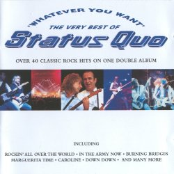 Status Quo - Whatever You Want - The Very Best Of Status Quo [2CD] (1997)