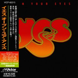 Yes - Open Your Eyes [Japan] (1997)