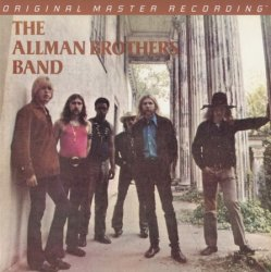 The Allman Brothers Band - The Allman Brothers Band (1969) [MFSL]