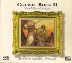 The London Synphony Orchestra - Classic Rock II [4CD] (1997)