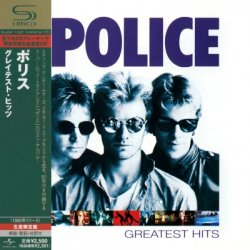 The Police - Greatest Hits (2008) [SHM-CD]
