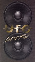 UFO - Let It Roll [4CD] (2010)