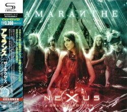 Amaranthe - The Nexus [Japan SHM-CD] (2013)