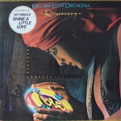 Electric Light Orchestra - Discovery (1979) [Vinyl Rip 24Bit/96kHz]
